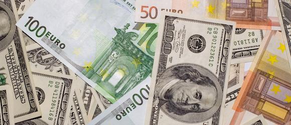 La parité Euro/Dollars est la plus traitée sur le marché du FOREX.